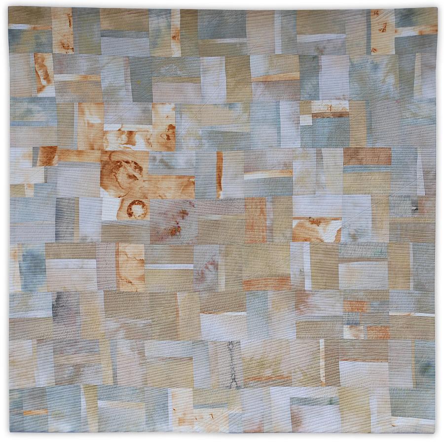 textile art by Kathleen Loomis